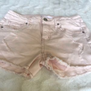 RSQ shorts girl size 12